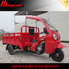 enclosed motor tricycle/three wheel motorcycle trike/china cargo tricycle