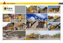 Stone making line, stone line production,stone mining machine