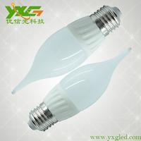 High quality Ceramic led lamp bulb e27 3w 220v 3000k/ 6000k 300lm