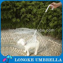[LK009]Umbrella factory made in china Umbrellas for dog