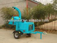 2014 Yanmar diesel engine wooden chipper for sale
