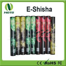 hookah shisha pen with clear atomizer