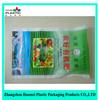 Plastic Transparent Color Printed 25kg Bag of Fertilizer