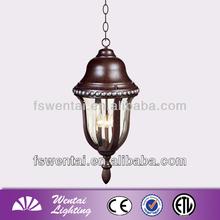 energy saving solar villa lamp