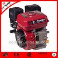 4- curso 6.5hp 196cc ohv único cilindro de ar- refrigerado gasolina pequeno motor a gasolina motor