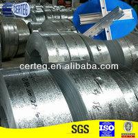 HRB45 Galvanized Steel Strip Making Sliding Door Track