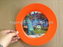 3D lenticular plastic plates Moster University