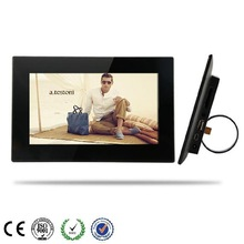 7 Inch Hot Selling Super Thin Digital Photo Frame wiith Video Free Download