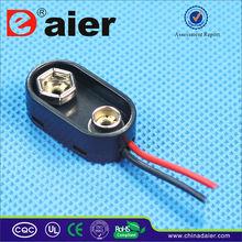 Daier I type Battery Snap Clip 9v battery snap