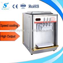 Commercial self serve frozen yogurt machine ICM-T112