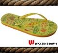 Neueste Plattform flip-flop hausschuhe für frauen 2014