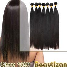 Guangzhou virgin remy human hair 36 inch hair extensions