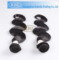 KBL hair Can dye and iron 5a grade natural black wholesale virgin malaysian hair