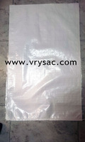 Micropore PP woven bag 50x80 cm with PE lamination