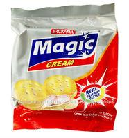 MAGIC CREAM REAL PEANUT BUTTER CRACKER PACK 18G/MAGIC COOKIES/MAGIC BISCUITS