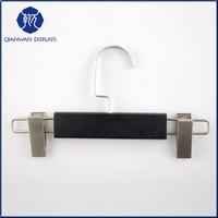 cheap anti-slip wood hangers wholesale on sale