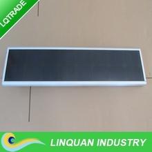 high efficiency mono 25W easy integrated solar street light rising sun