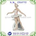 resina dança ballet menina dançarina escultura figurines troféus