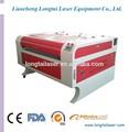 Kleid und tuch laserschneider graviermaschine
