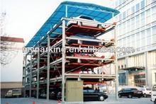 CE Multilevel Automated Puzzle Parking Equipment