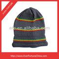rasta de punto beanie sombrero