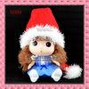 knit snowflake pattern crochet pattern children hat with animal design plush animal hats kids