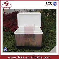 2014 New Rolling Steel Metal 54L Food Storage Ice Bucket