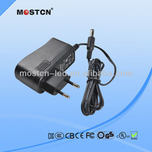 Shenzhen Factory 18V 500mA AC/DC Adapter High Efficiency