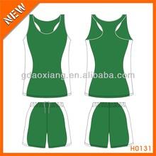 100% polyester league basketball vest