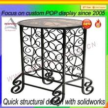 innovative wire display rack art design