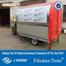 2014 nova comida móvel vans / máquina de Vending / mobile kebab van