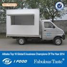 2014 New FT-27 mobile kitchen food van/mobile food vans/Vending machine