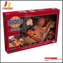 YCB-E1038 Wood BasKet Ball Game