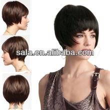Wholesale Short Wigs Short Bob Wigs For Black Women Fashionable Braided Wigs