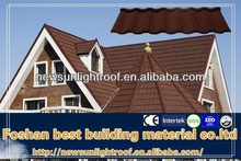 Hot Sell Stone Coated Metal Roofing Panel,Building Material
