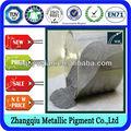 esférica atomizado en polvo de aluminio para la industria química