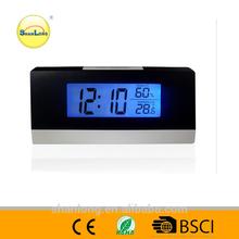 2014 hot high-test weather station alarm clock