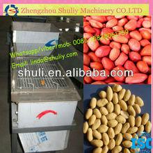 high efficiency automatic peanut peeling machine/peanut red skin removing machine/bean peeler0086-15838061759