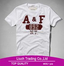 Wholesale Newest Design Mens/Womens cotton tshirt for promotion OEM acceptable