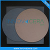 High filter/porous ceramic filter/plate/disc for depositing membranes for gas separations/innovacera