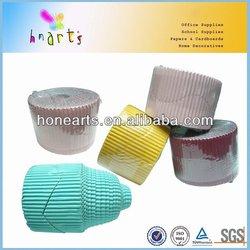 corrugated border paper/corrugated crown paper
