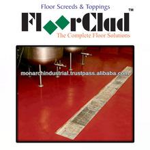 Paint for concrete floors