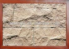 mushroom stone wall art for decoration
