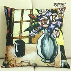 Fancy cartoon cushion cover