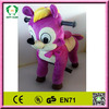HI EN71 hot sale plush ride on horse toys ,wooden rocking horse for sale,cheap rocking horse
