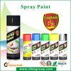 Aerosol Spray Paint msds