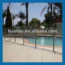 plexiglass baluster, glass railing post in veranda,aluminum railing