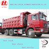 sell Shacman loading 25 tons garbage tipper truck made in China