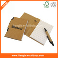 Personalizado Notebooks / diário / bloco de notas / organizador da fábrica