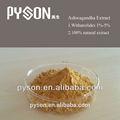 alta qualidade ashwagandha extrato da raiz de pó